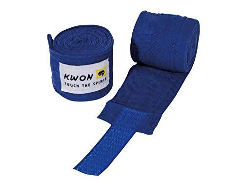 KWON Boxbandage Elastisch, dunkelblau, 4053900