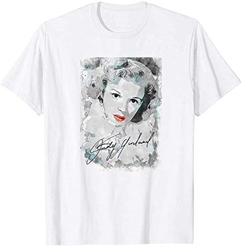 Judy Garland Hollywood Movies Cinema Actress Female Women Stars Charm Gift Girls Funny T Shirt Graphic Novelty Funny T Shirt for Women Men