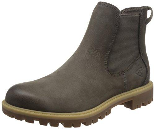 Tamaris Tamaris Damen 25401 Chelsea Boots, Grün (Cigar), 36 EU