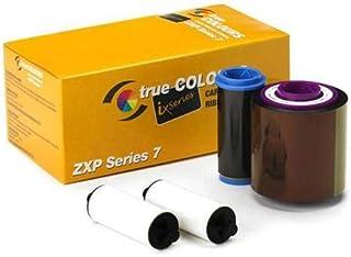 Zebra ix Series color ribbon for ZXP Series 7 YMCKO