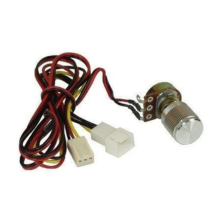 Lamptron Cp120 V2 Pci Blende Lftersteuerung Silber Elektronik