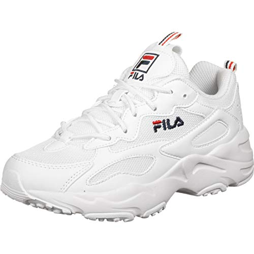 Fila Sneakers Donna Mod. 1010884 Ray Tracer 1FG White 36