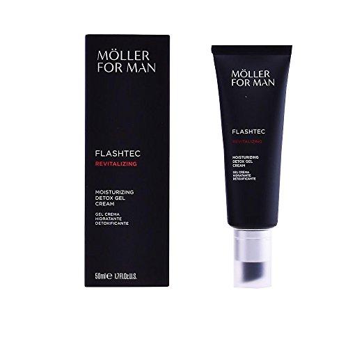 Anne Moller Pour Homme Moisturizing Detox Gel Cream Tratamiento Facial - 50...