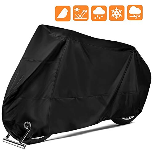 unibelin Housse de Protection Moto Couverture...