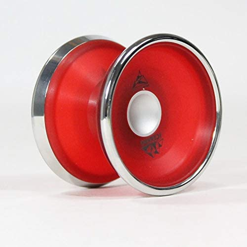 iYoYo Iceberg Classic Yo Yo Precision Machined Polycarbonate Core Combined with Stainless Steel product image