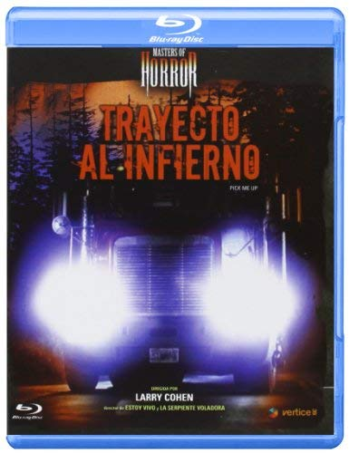 Trayecto Al Infierno / Masters of Horror: Pick Me Up (Blu-Ray)