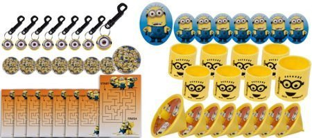 Despicable Me Favor Pack 48pc