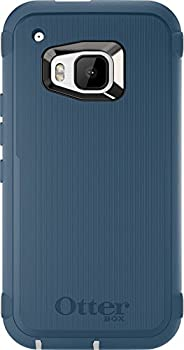 OtterBox Defender Case for HTC One M9 - Retail Packaging - Causal Blue