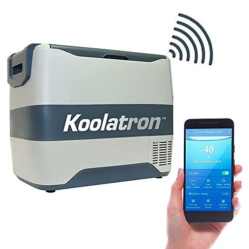 Koolatron SK40 SmartKool Refrigerator 42 Quart Portable Freezer Car...
