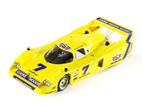 Lola T600 - 1º Laguna Seca 1981 - Champion IMSA 1981 - Brian Redman