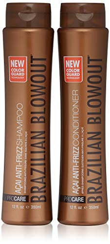 BRAZILIAN BLOWOUT Shampoo and Co...