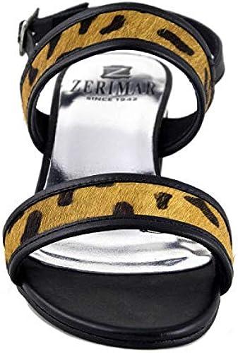 Zerimar Sandalen Damen     Sandaletten Damen Elegant Leder   Sandalen Damen Leder   Sandaletten Damen Leder   Damen Sandaletten mit Blockabsatz    verschiedene Größen