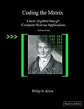 Best matrix algebra applications Reviews