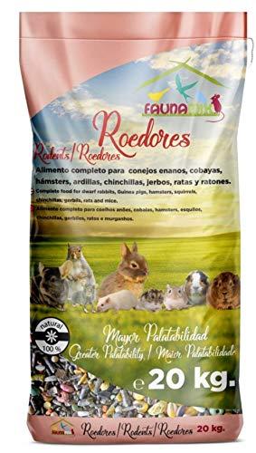 FAUNAMIX Alimento Roedores Mix (20 kg.)