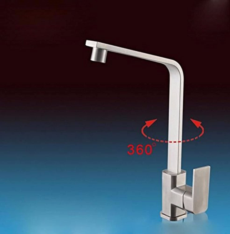 Hlluya Professional Sink Mixer Tap Kitchen Faucet Stainless steel water faucet kitchen faucet kitchen faucet water tap Keyboard
