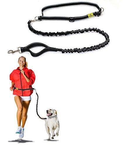 Hertzko Dog Running Waist Leash