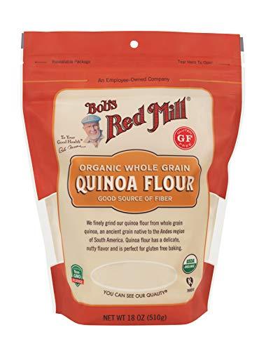 Bobs Red Mill, Harina De Quinoa, 623 Gr.