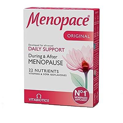 Vitabiotics Menopace Tablets