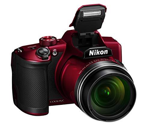 Nikon Coolpix B600 - Cámara Bridge (16 Mpx, Zoom 60X, Full HD, Sensor CMOS en Condiciones de Poca iluminación, Bluetooth, Wi-Fi)