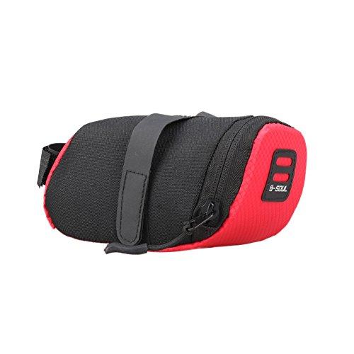 Balight MTB Fahrrad Satteltasche, Fahrrad Hecktasche Satteltasche für Radfahren