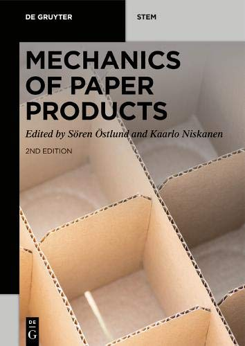 Mechanics of Paper Products (de Gruyter Stem)