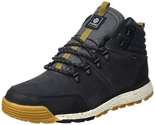 Element Herren Donnelly Light Sneaker, grau (ASPHALT GUM), 46 EU