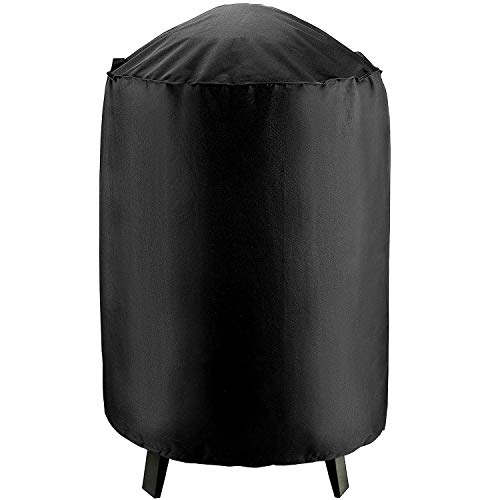 North East Harbor Outdoor Round Smoker Grill Cover - 19