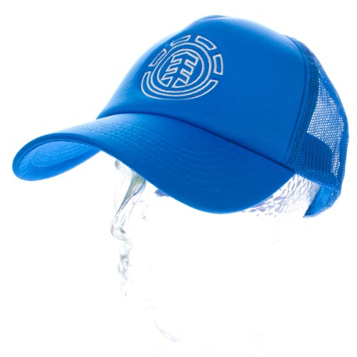 Casquette trucker snapback ajustable ELEMENT Icon tree Electric blue