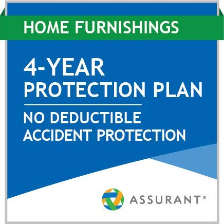 Assurant B2B 4YR Home Furnishings Accident Protection Plan $1500-1999