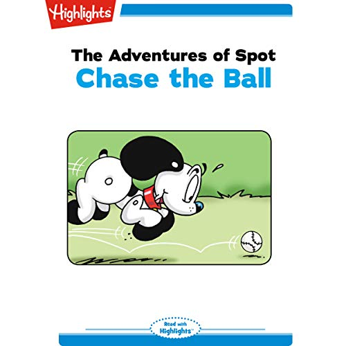 The Adventures of Spot: Chase the Ball copertina