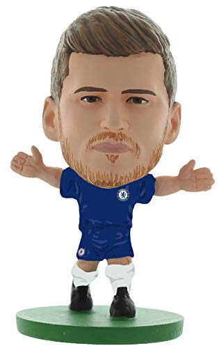 SoccerStarz Chelsea Timo Werner Home (Classic Kit) / Figuren