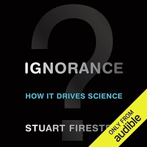 Ignorance audiobook cover art