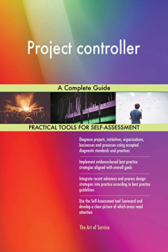 Project controller A Complete Guide (English Edition)