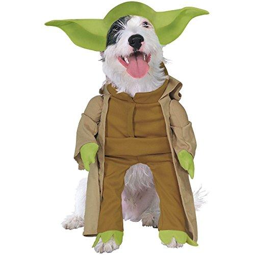 Yoda Star Wars Pet Costume -Dog Medium