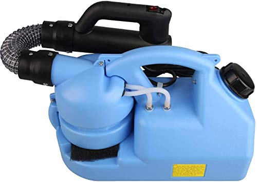 GAKUS Electric ULV Sprayer Portable Fogger Machine Disinfection Machine for Garden Home Ultra Capacity Spray Machine