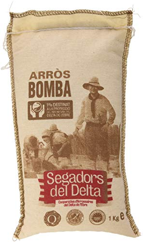 Segadors Del Delta Arroz Bomba - 1000 gr