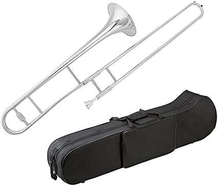 Glory GTD-2 B Flat Brass Trombone