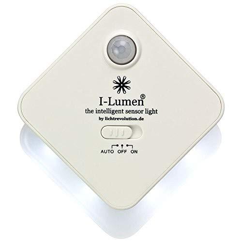 Veilleuse LED avec Détecteur de Mouvement pour éclairage 230 V Longue durée sensorgesteuert