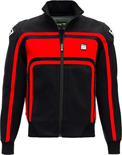 Easy Rider Man Black Red L