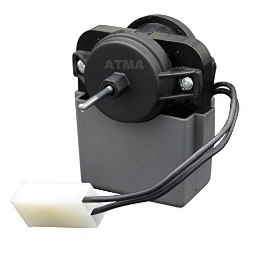 2315539 Refrigerator Evaporator Fan Motor Compatible with Whirlpool Kenmore Refrigerators