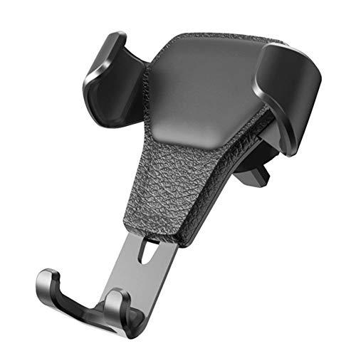 USNASLM Universal teléfono móvil Grip titular coche titular 360 gravedad soporte de ventilación aire soporte soporte, para iPhone 8 7 Huawei Samsung coche titular