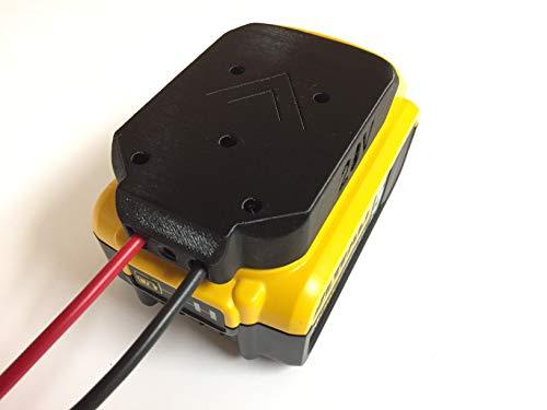 Battery Adapter for DeWALT 20V Max 18v Dock Power Connector 12 Gauge Robotics …