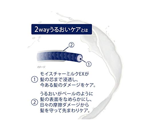 【Amazon.co.jp限定】Dove(ダヴ)【大容量】モイスチャーケアシャンプー詰替え用超特大2000g