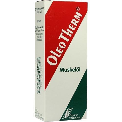 OLEOTHERM Muskeloel