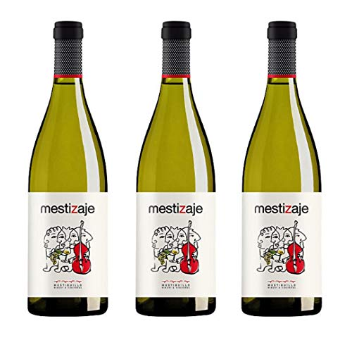 MESTIZAJE BLANCO Vino blanco -750ml