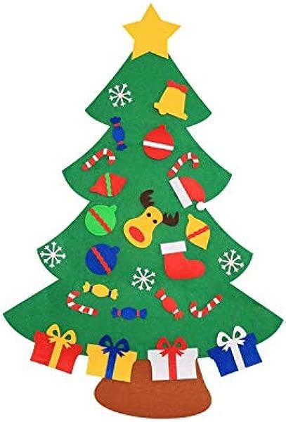 Aidou Manual Felt Christmas Tree Decoration