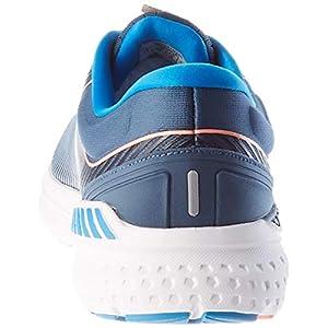 Brooks Womens Transcend 7 Running Shoe - Majolica/Navy/Desert - B - 9