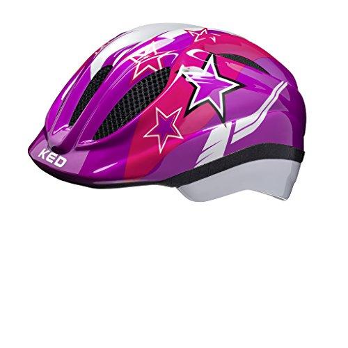 KED Meggy Kopfumfang S 46-51 Violet Stars