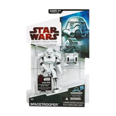 Star Wars Basic Figure Wave 1 '10 Build-A-Droid Space Trooper