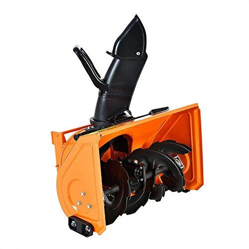 FUXTEC Schneefräsenaufsatz FX-KMF196 für Kehrmaschine FX-KM196
